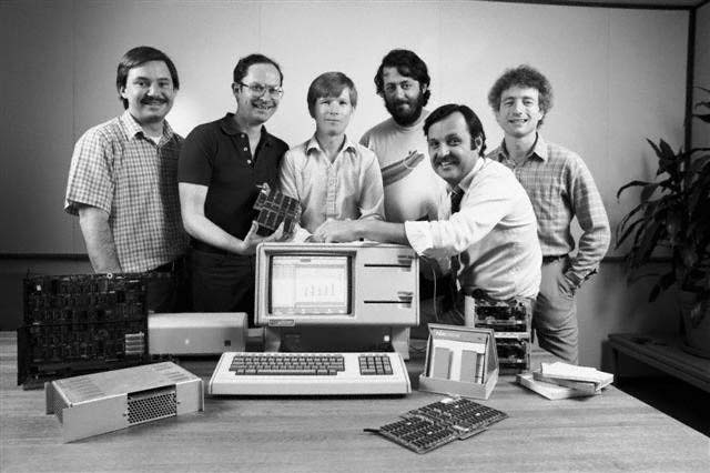 Apple Lisa Team (1983)