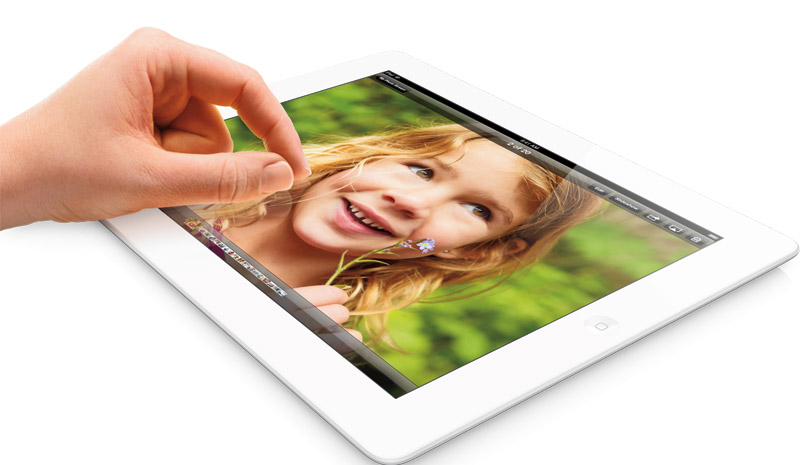 Apple podría lanzar un iPad de 128 GB
